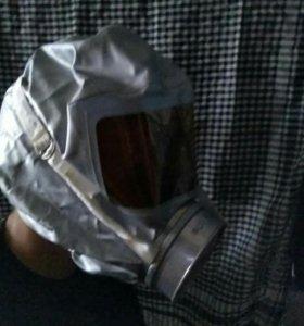 ГДЗК (газодымозащитный комплект) противогаз