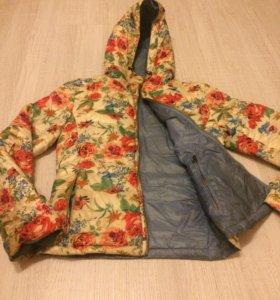 Куртка осень 42 р