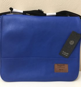 Мужская сумка-портфель Bugatti, оригинал, новая