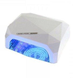 Лампа для ногтей LED+CCFL 36Вт