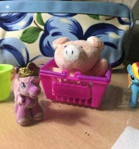 щенки Sweet box и другие игрушки