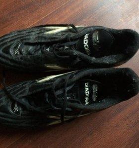 кросовки футбольные