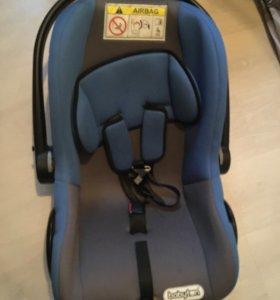 Кресло - люлька babyton