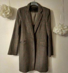Пальто осеннее ZARA WOMAN (M)