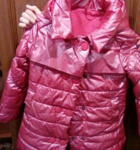 Куртка-плащ(осень-весна)