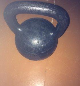 Гиря 10 кг