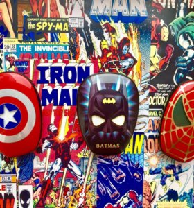 Power Bank Avengers