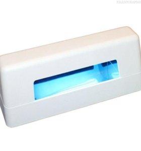 Лампа для ногтей УФ 9Вт