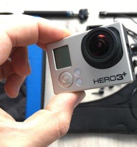 GoPro Hero 3 (на запчасти)