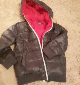 Куртки на мальчика 5-6 лет