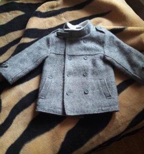 пальто детское la redut
