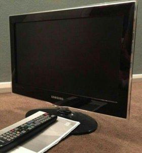 Новый телевизор Samsung 19