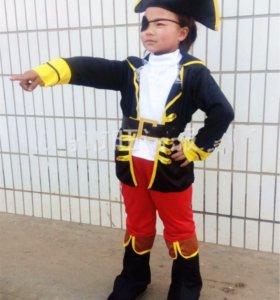 костюм пирата,лисички зайки волка мишки гнома