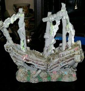 Грот Затонувший корабль