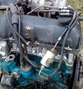 Двигатель ВАЗ 2107 1.6