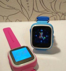 Детские смарт часы Q-80