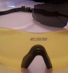 Новые очки для стендовой стрельбы
