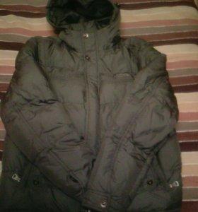 Куртки зимние б/у