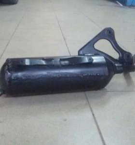 Глушитель хонда