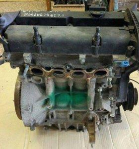 двигатель 1,4 80лс FXJB форд фьюжн фиеста фокус 1