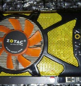 Видеокарта Zotac GT440 :з