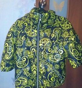 Куртка лёгкая женская