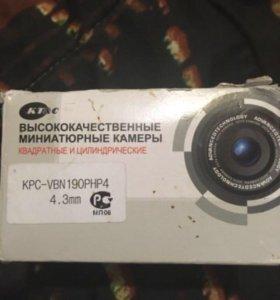 Новая мини камера