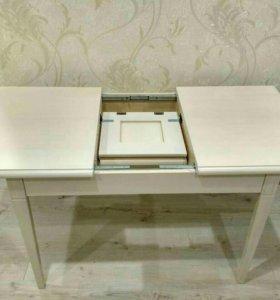 Продаю новый стол. Размеры:В760хШ750хД1100/1480.
