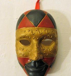 Декоративная Венецианская маска Италия