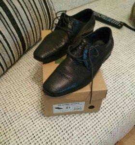 Новые туфли 41