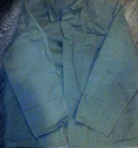 Куртка для сварщика