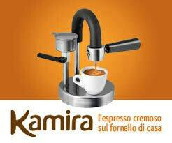 Кофемашина Kamira espresso