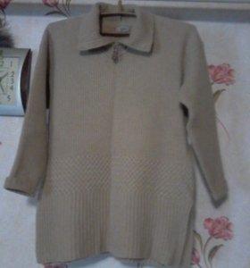 Женский  теплый  свитер!!!