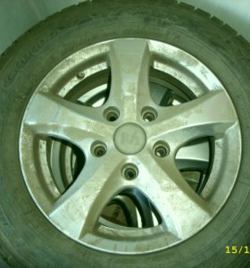 зимний комплект колес 185/70 R14