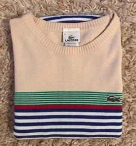Мужской пуловер LAKOSTE