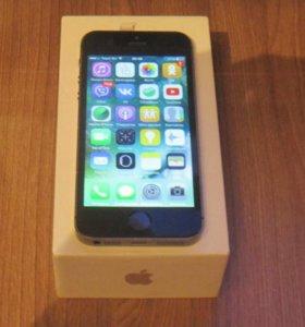 iPhone 5S 16GB Оригинал Возможен Торг