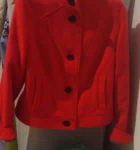 Куртка / полупальто / укороченное пальто