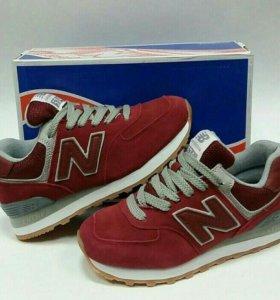 Новые кроссовки New Balance 574, размер 37-38