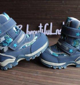 Зимняя обувь Капика новая
