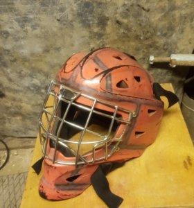 Шлем вратарский (детский)