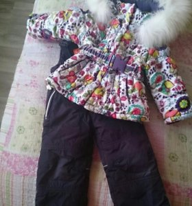 Костюм зимний Kiko