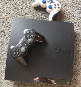 PS 3 slim(прошитая)
