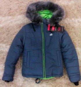 Новая зимняя куртка!!!