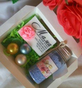 Мыло и подарки ручной работы