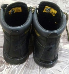осенние ботинки caterpillar 35 размер