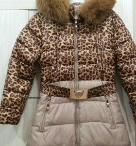 Куртка зимняя,теплая.