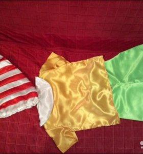 Карнавальный костюм Буратино