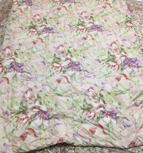 Пуховое одеяло и пуховая подушка