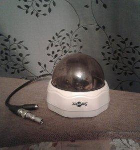 Камера видеонаблюдения купольная Smartec STC-3501