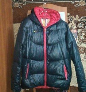 Продам куртки зимние